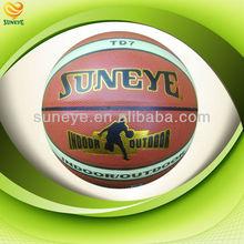 Brown PU Laminated Basketball
