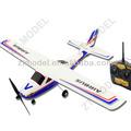 Meu Aero 2.4 G RTF balanças modelo do avião de RC planadores