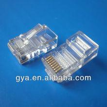 high quality 8P8C UL listed rj45 plug