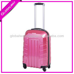 Spinner Wheels Trolley Suitcase For Business PC Hard Luggage