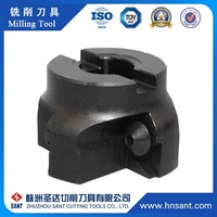cnc indexable cutting tools face milling cutter
