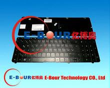 For HP CQ72 Keyboard Laptop Keyboard Original German ebour005