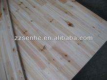 ZDW1030 Cedar Panel Rubber Wood Finger Joint Lamination Board For Sale