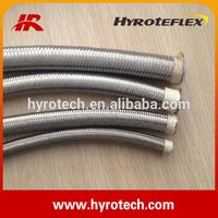 ( Smoothbore and Convoluted inside tube)Teflon Hose/high temperature hose