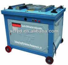 dia 6-40mm electric steel bar bender manual manufacturer