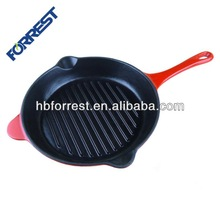 cast iron skillet round cookware as seen on tv
