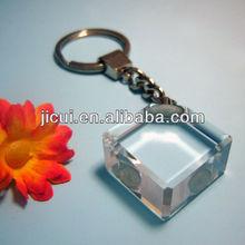 Blank Crystal Keyring For souvenir gift