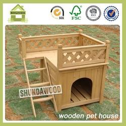 SDD01 Wooden cheap dog house cat house