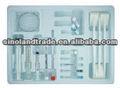 Jetables anesthésie perforation kit( anesthésie épidurale)