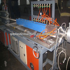 pvc catching groove production line