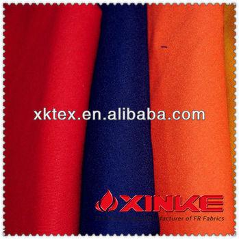 flame resistant aramid workwear fabric Xinke Protective