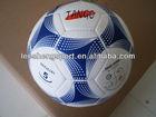 Cow leather football soccer ball