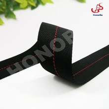 Hotsales 46mm polyester custom woven luggage straps