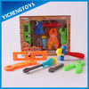 plastic toy tool set,kitchen tool toy,mini tool toy