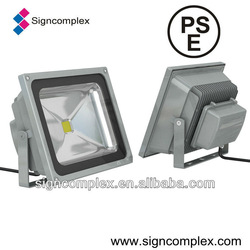 3 years' quality Super Durable warrant outdoor 50w led flood ztl