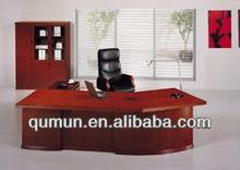 L shape executive office desk with return