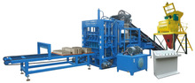 2015 special offer QTY6-15 full-automatic brick making machine