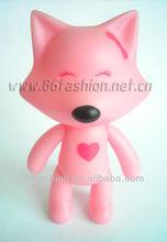 3d cartoon character plastic figure,custom vinyl figure,custom plastic figure