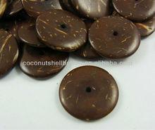 18mm coconut wood beads