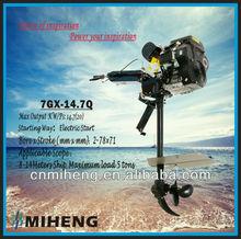20hp 7gx-14.7 4 colpi miheng motore fuoribordo a benzina