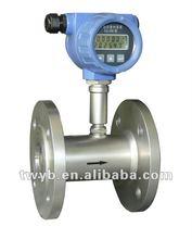 digital stainless steel water sewage beverage liquid flow meter