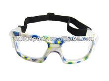 Stylish design safety basketball glasses