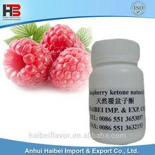 White crystals Raspberry ketone natural