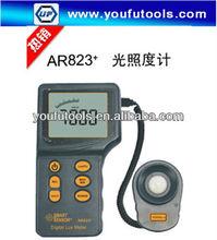 AR823+ Digital Lux Light Meter,UV Luminometers