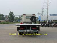 Dongfeng Dolika under lift wrecker truck