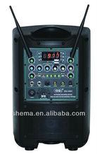 Multi-Function Wireless Portable Amplifier