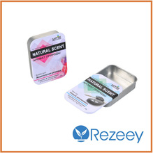 Tin Box Gel Air freshener