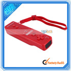 Red For Wii Remote Controller Built in Motion Plus (V00598)