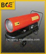 portable diesel air heater 50KW function on disel or kerosene