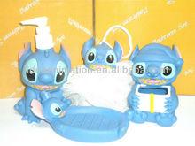 OEM 500ml vinly cartoon figure shampoo bottle animal-01