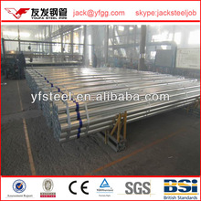 Black annealded square steel pipe