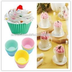 Sedex Audited Factory Custom best-selling silicone cupcake