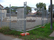 AU popular galvanized temporary fencing for sale