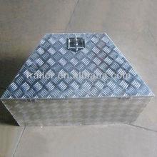 Aluminium Trapezium Toolbox