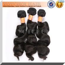Top Quality Qingdao Yotchoi Human Hair,100% Virgin Hair Extensions