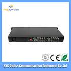 fiber optic video Transmitter and Receiver for CCTV