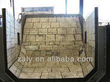 92% Wearable Alumina Ceramic Chute Liner