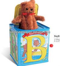 christmas gift tins/ musical box/metal tin box wholesale