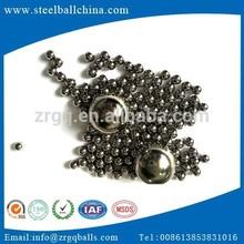 high precision AISI52100/SUJ2 bearing steel balls