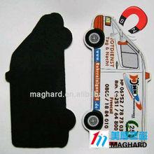 2013 custom printed colorful paper fridge magnet for promotional
