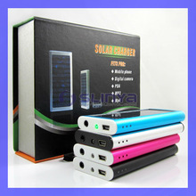 Solar Mobile Phone Charger Emergency Solar USB Charger