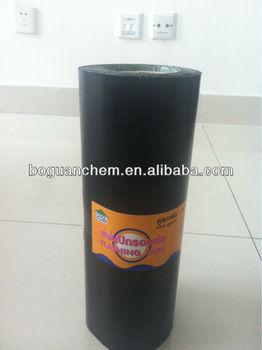 1.2mm roof self adhesive waterproof material,self adhesive aluminium roof bitumen sheet