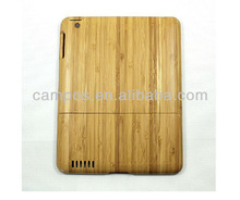 Hot sale ! for iPad 2/3/4 bamboo case