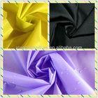 soft feeling waterproof fabric materials