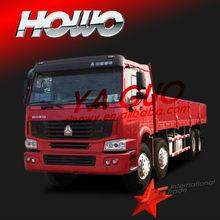 8*4 sinotruck camión de carga muck más barato que utiliza hino
