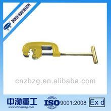 Non-sparking Aluminum Copper Alloy Pipe Cutter